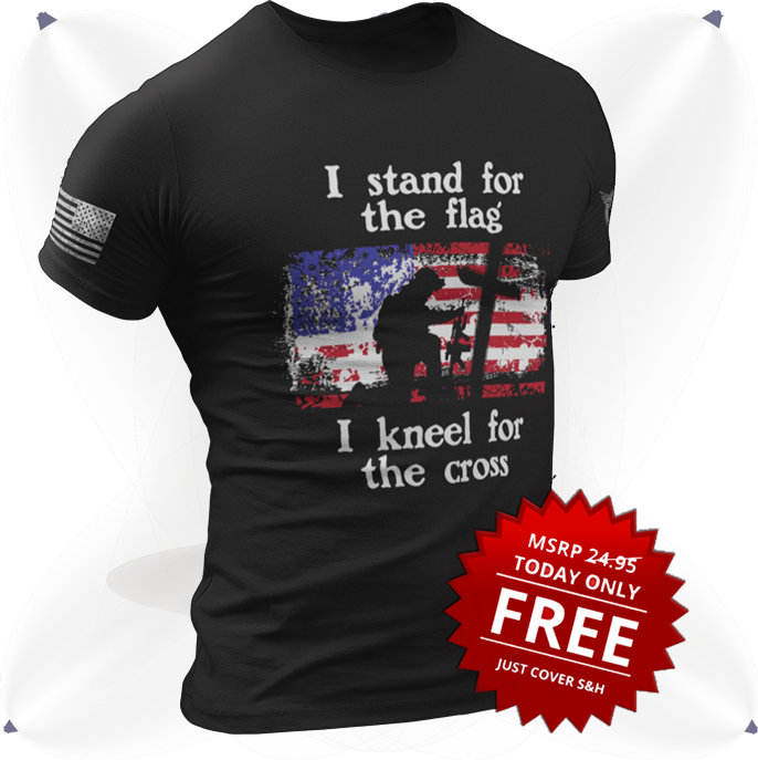 Exclusive – Free Last Stand T-Shirt