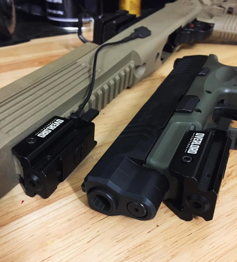 Exclusive – Tactical Red Dot Laser