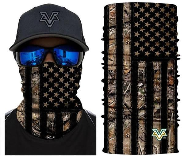 Exclusive – Free American Woods Face Shield