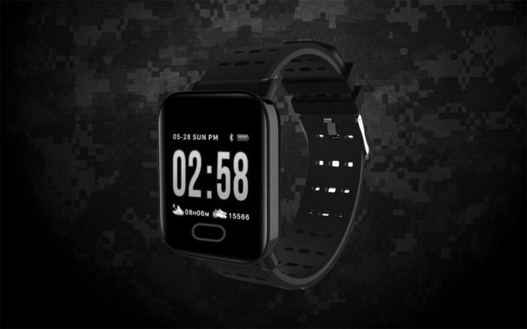 BlackOps TacWatch F+S