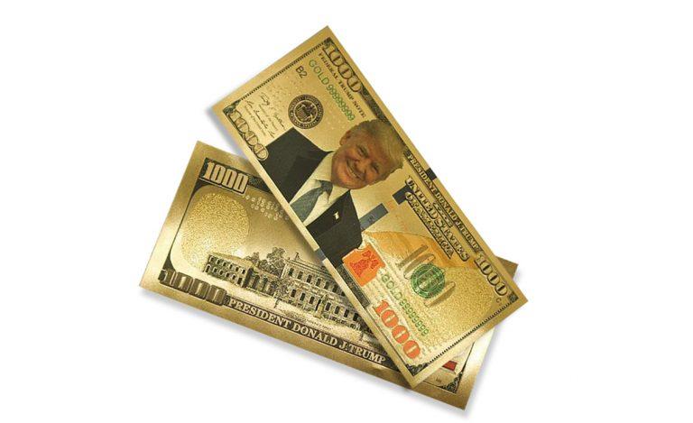 Exclusive – Trump $1,000 BiLL