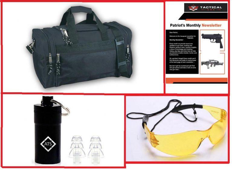Exclusive – Tactical Range Bag